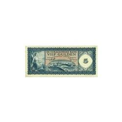 Curaçao 5 gulden 1954