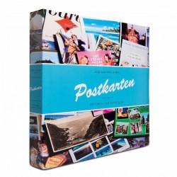 Leuchtturm album 'Postkarten' voor 300-600 kaarten