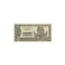 Nederlands Indië - Dai Nippon Teikoku Seihu 100 roepiah 1944
