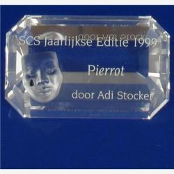 Titel Plaquette 1999 Pierrot