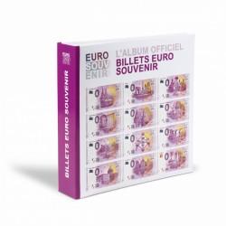 """Album voor 200 """"Euro souvenir"""" bankbiljetten"""
