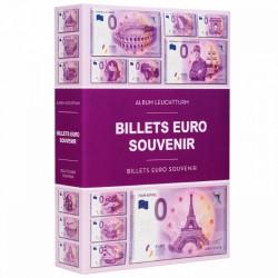 """Album voor 420 """"Euro souvenir"""" bankbiljetten"""