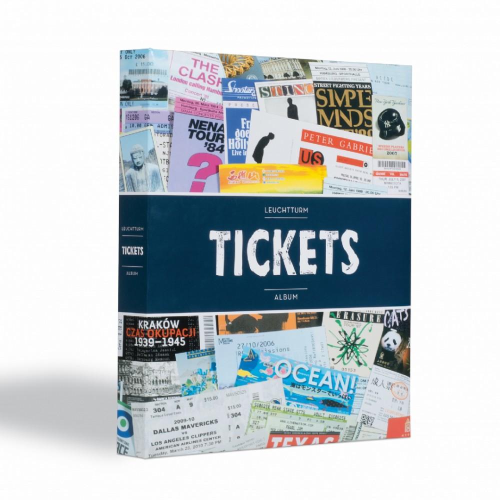 Leuchtturm album voor 156 tickets