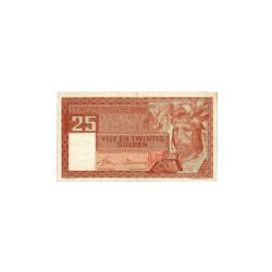 Nederland 25 Gulden 1949 'Salomo' Replacement
