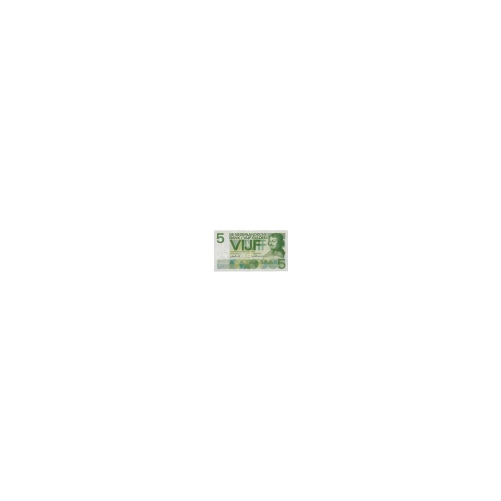 Nederland 5 Gulden 1966 I Replacement