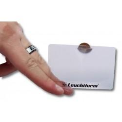 Loep in creditcard formaat, 3x vergroting