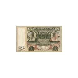 Nederland 50 Gulden 1941 'Oestereetster' Replacement