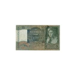 Nederland 10 Gulden 1940 II 'Meisje met druiven' Replacement