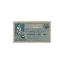 Nederland 100 Gulden 1921 'Grietje Seel' Replacement