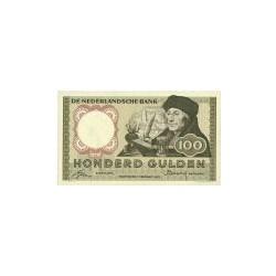 Nederland 100 Gulden 1953 'Erasmus' Replacement
