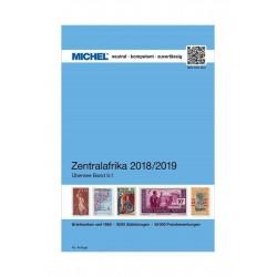 Michel Overzee deel 6-1 Centraal Afrika 2018-2019