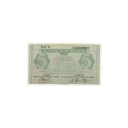 Nederland 5 Gulden 1944 I Misdruk