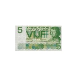Nederland 5 Gulden 1966 I Misdruk