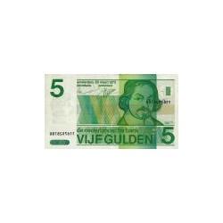 Nederland 5 Gulden 1973 Misdruk