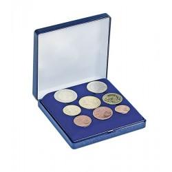 Lindner muntencassette voor 1 euroserie