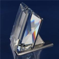 Foto standaard vierkant rhodium