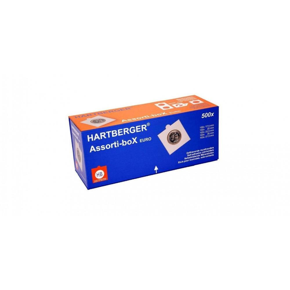 Hartberger Assortie-box EURO (zelfklevend)