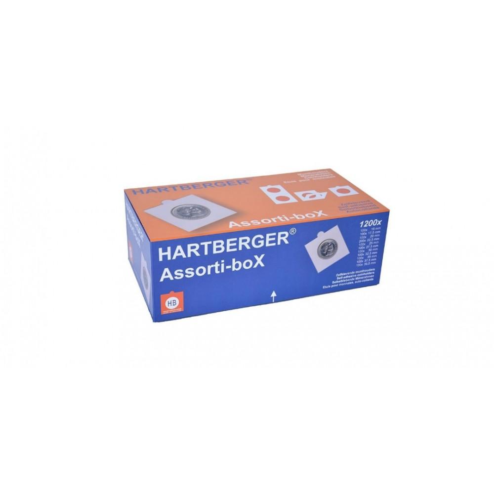 Hartberger Assortie-box (zelfklevend)