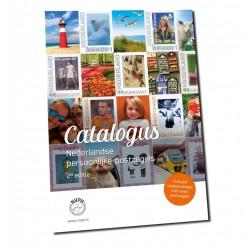 NVPH catalogus Nederlandse persoonlijke postzegels, 2e editie. Niet meer leverbaar.