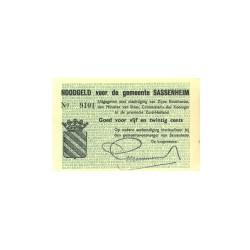 Sassenheim 25 cent