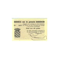 Sassenheim 1 gulden