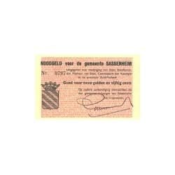 Sassenheim 2,5 gulden