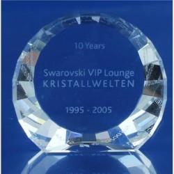 Presse papier 10 jaar VIP lounge