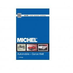 Michel catalogus Automobielen Wereld
