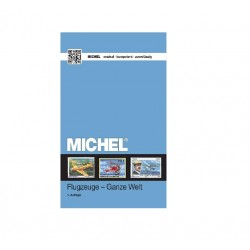 Michel motiefcatalogus Wereld - Vliegtuigen 1e editie