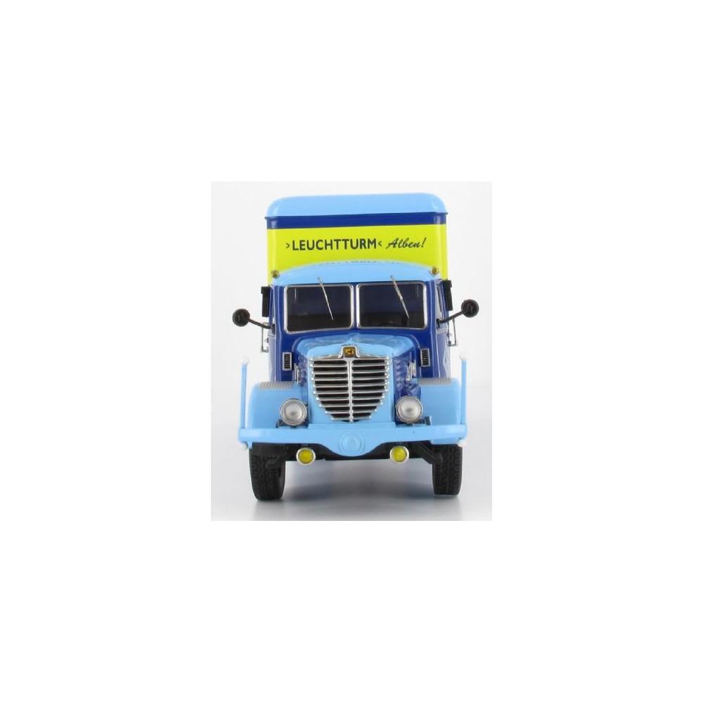 Leuchtturm model vrachtauto -  GRATIS bij een bestelling van minimaal €150,- aan accessoires