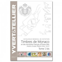 Yvert & Tellier catalogus 2017 Monaco