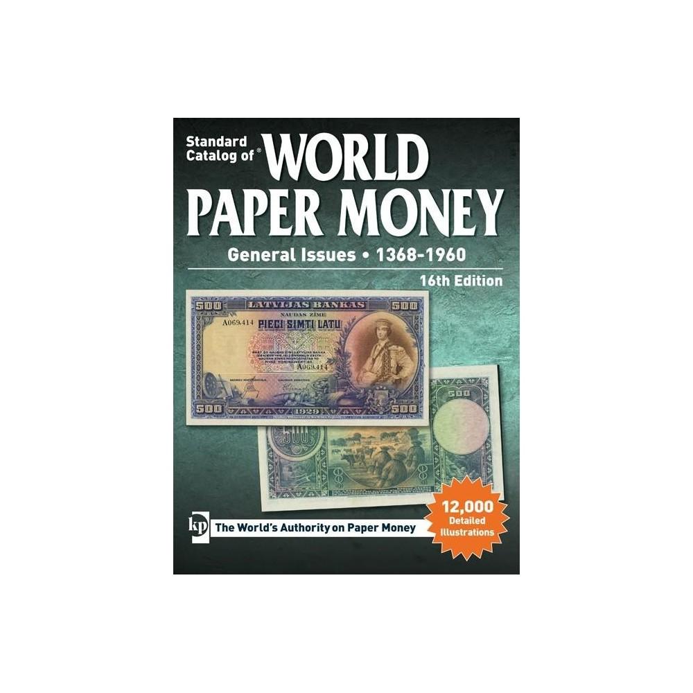 Pick Wereldbankbiljetten General issues 1368-1960 deel 2 16e editie 2017