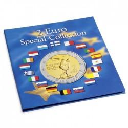 Leuchtturm PRESSO 2 euromunten verzamelmap