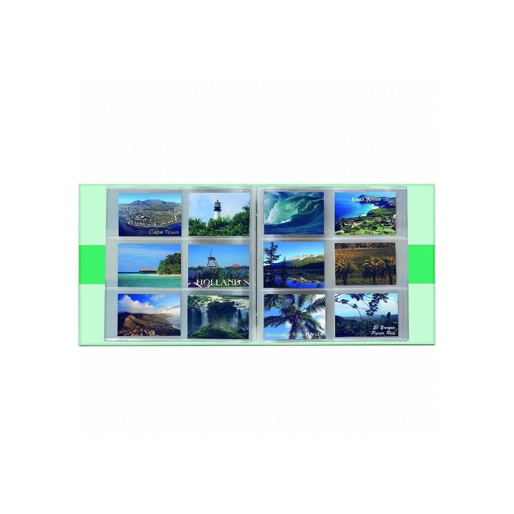 Leuchtturm album 'Postcards' voor 300-600 kaarten