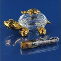 Schildpad juwelendoosje