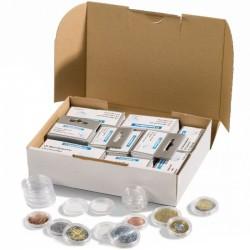 Leuchtturm STANDAARD munt capsules (euro assorti). Tijdelijk niet leverbaar