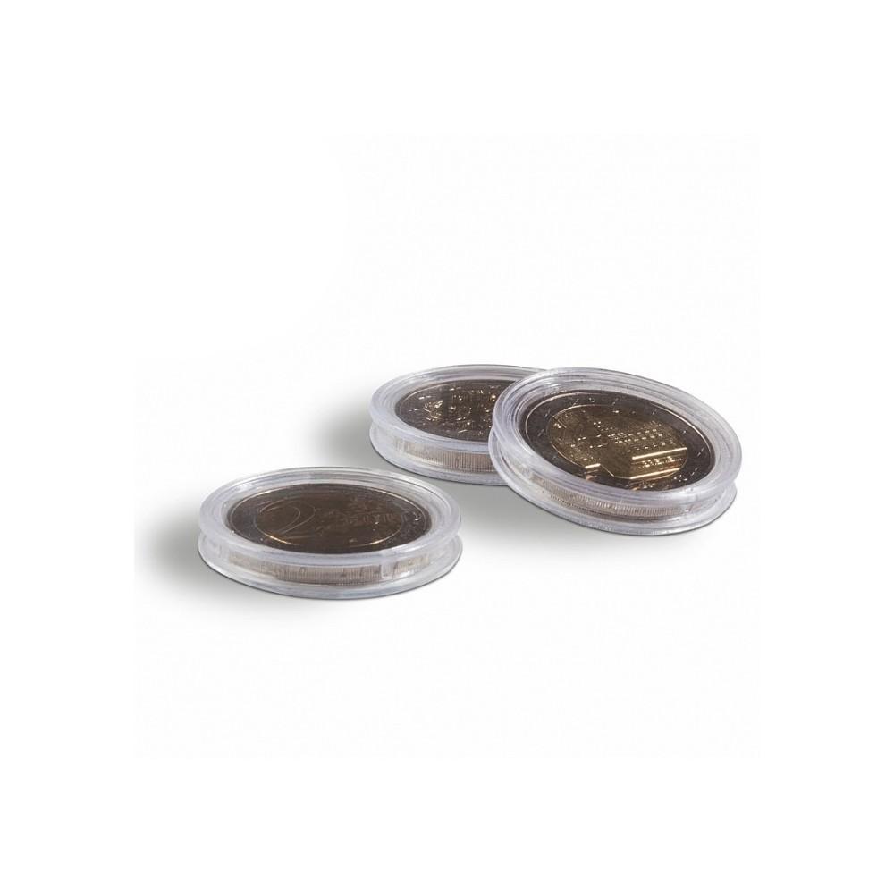 Leuchtturm STANDAARD munt capsules (1 eurocent - 2 euro)