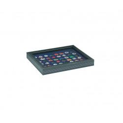 Lindner NERA-M muntencassette (36 x 36 mm) met zichtvenster!
