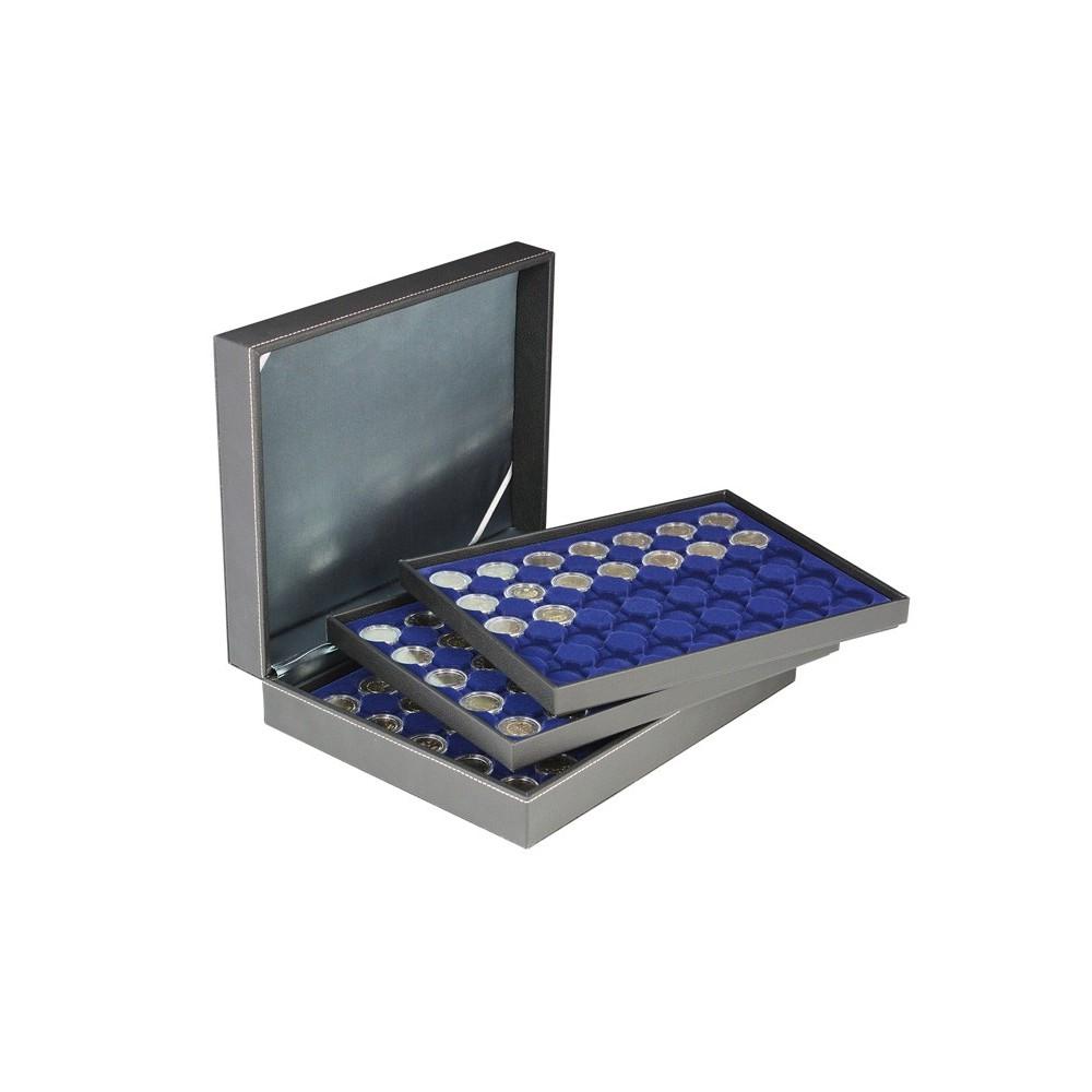 Lindner NERA-XL muntencassette (Ø37 mm)