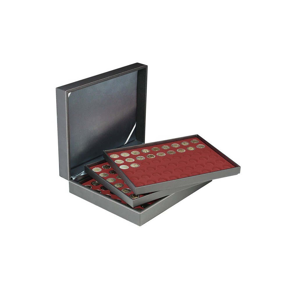 Lindner NERA-XL muntencassette (Ø39 mm)