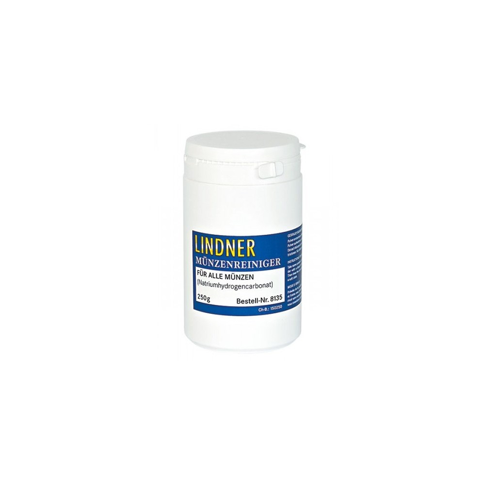 Lindner muntreiniger op basis van natron, 250 gram