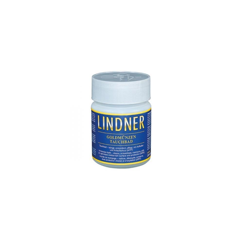 Lindner muntreiniger voor gouden munten