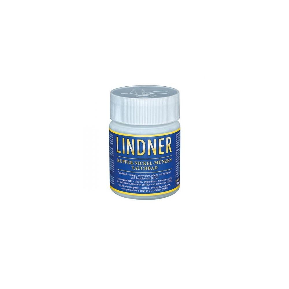 Lindner muntreiniger voor koperen/ nikkelen munten