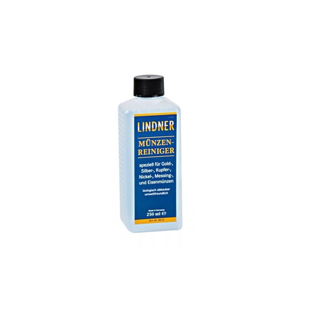 Lindner muntreiniger voor alle munten, 250 ml