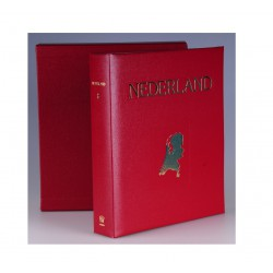 Importa juweel band Nederland 8, kleur rood, incl. cassette