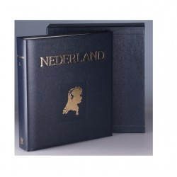Juweel album Nederland 6, kleur blauw, periode 2016-2017