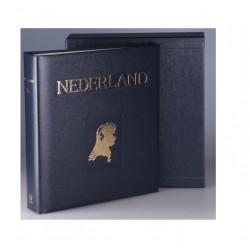 Juweel album Nederland 6, kleur blauw, periode 2016-2019