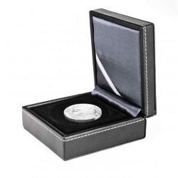 Lindner NERA-XS muntencassette, inlay met halfronde uitsparing