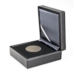 Lindner NERA-XS muntencassette, Patent-inlay voor muntindruk
