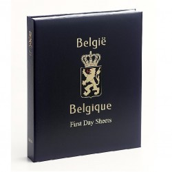 "Davo luxe album Belgie ""First Day Sheets"""